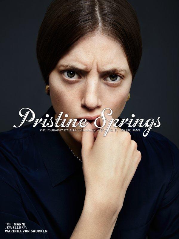 pristine springs . alex trommlitz