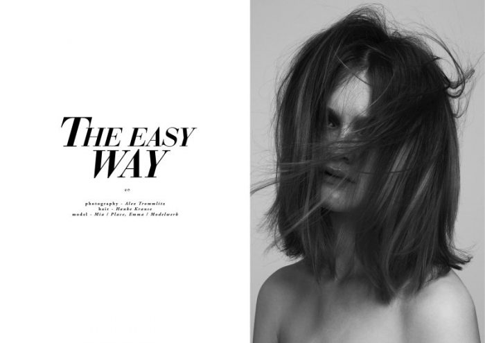 the easy way . alex trommlitz